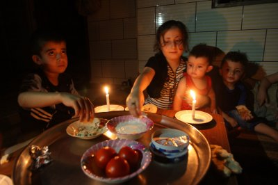 Israel begins reducing power to Gaza, fulfilling Palestinian Authority request