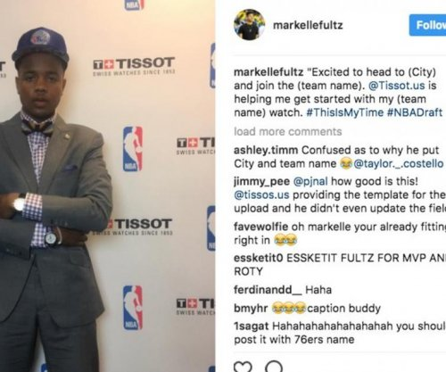 Markelle Fultz fixes pre-made Instagram ad post after getting drafted