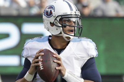 Tennessee Titans QB Marcus Mariota feels good as camp opens