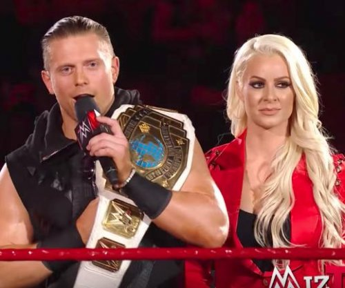 WWE stars The Miz, Maryse expecting first child