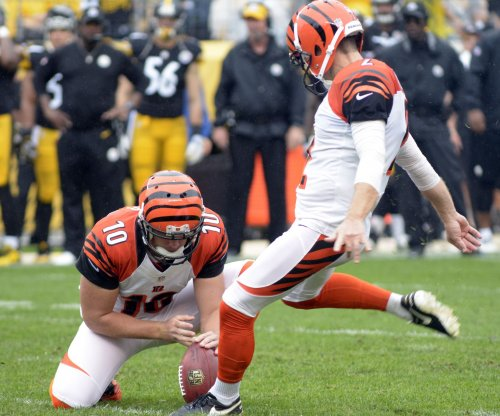 Mike Nugent: Dallas Cowboys sign kicker to replace injured Dan Bailey