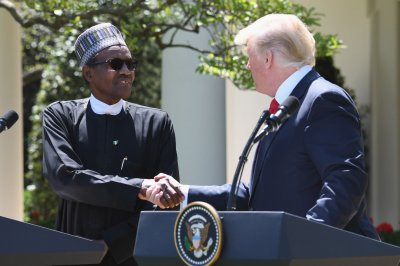 Trump policies popular in Israel, Nigeria, South Korea