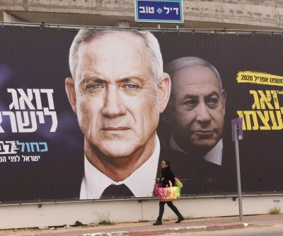 Benny Gantz says Netanyahu's party walked away from Israeli coalition