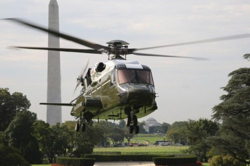 GAO: New presidential helicopters need better communications system
