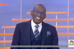 Al Roker returns to 'Today' after prostate cancer surgery: 'I feel good'