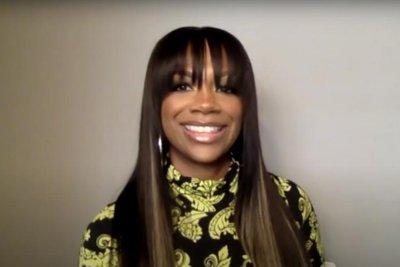 Kandi Burruss recalls 'fun night' with Mariah Carey: 'She's hilarious'