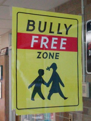 Colorado school puts stickers on offenders as part of anti-bullying campaign