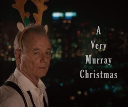Bill Murray gets star-studded Christmas special on Netflix