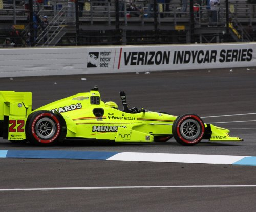 Simon Pagenaud, Will Power in command with 2 races left