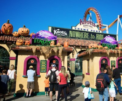 California amusement park closes Halloween attraction after mental health advocates complain