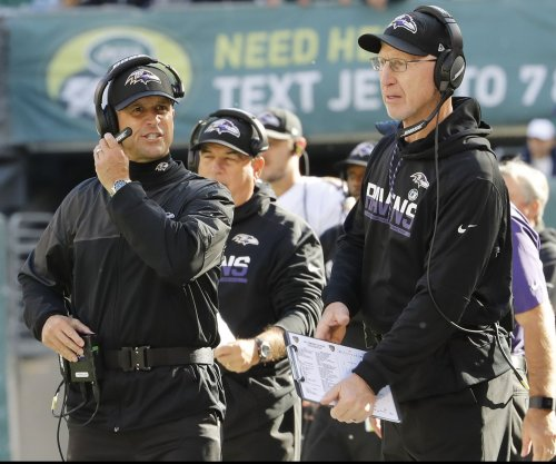 Baltimore Ravens elevate four assistants for 2017 season