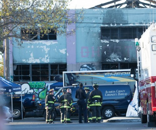 Coroner: 36 California warehouse fire deaths due to smoke inhalation