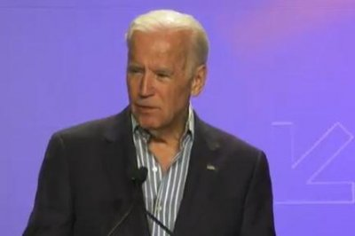 Biden at SXSW: Fighting cancer is 'only bipartisan thing left in America'