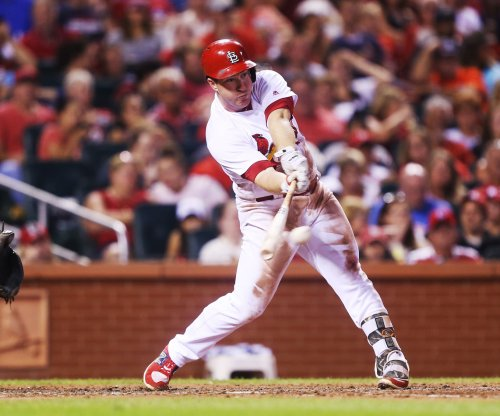 St. Louis Cardinals shut out Arizona Diamondbacks