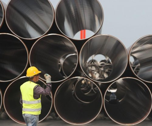 All pieces of a new European gas pipeline delivered