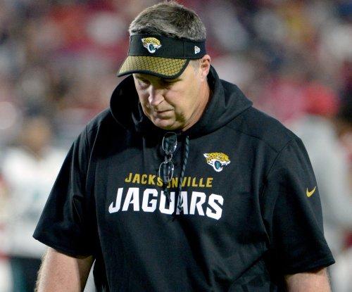 Jacksonville Jaguars waive LB Ellis with 'left squad' designation after concussion