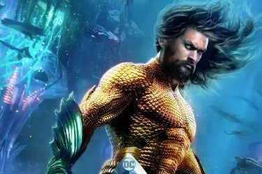 Jason Momoa, Amber Heard go underwater in new 'Aquaman' posters
