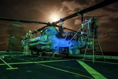 Two Marine Corps pilots killed in Arizona helicopter crash