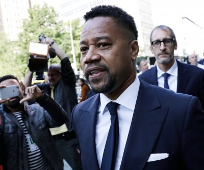 Cuba Gooding Jr. pleads not guilty to new groping charges