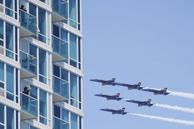 Navy's Blue Angels to visit Detroit, Chicago, Indianapolis on Tuesday