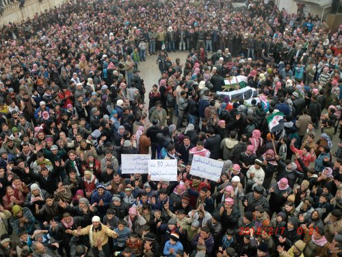 McCain: U.S. must protect Syrian protesters