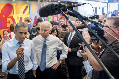 VP Biden 'deeply concerned' by China airspace claim