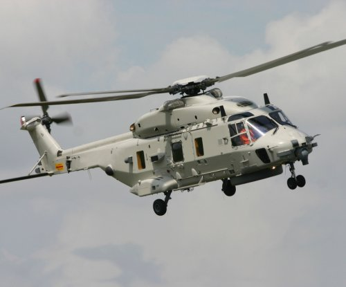 Terma defense system for Dutch helicopters