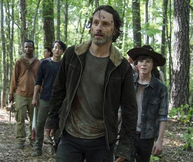 'Walking Dead' wraps up Season 5 on AMC