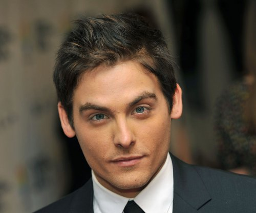 Actor Kevin Zegers and his wife are expecting twin daughters this summer