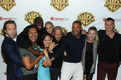 'Suicide Squad' is heading to Comic-Con in San Diego