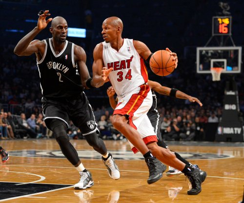 Ray Allen considers a comeback, possibly with Warriors or Cavs