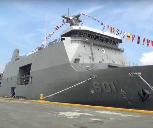 Philippines positions naval blockade against Abu Sayyaf