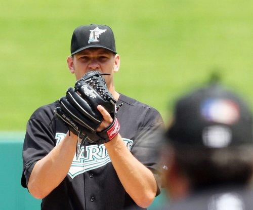 MLB All-Star Josh Johnson retiring after Tommy John hat-trick
