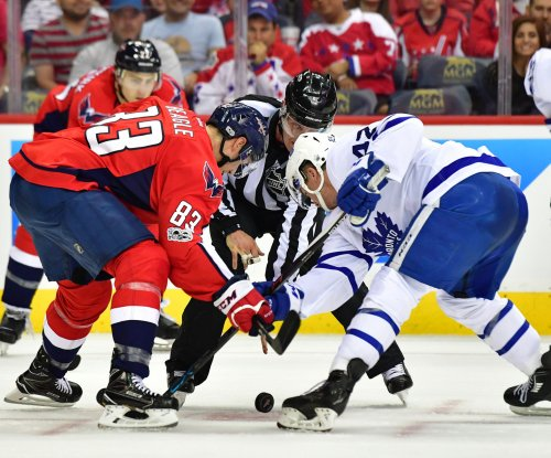 Washington Capitals come back to beat Toronto Maple Leafs on Tom Wilson's OT winner