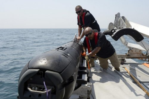 Hydroid receives Mk 18 Kingfish countermine UUV Navy contract