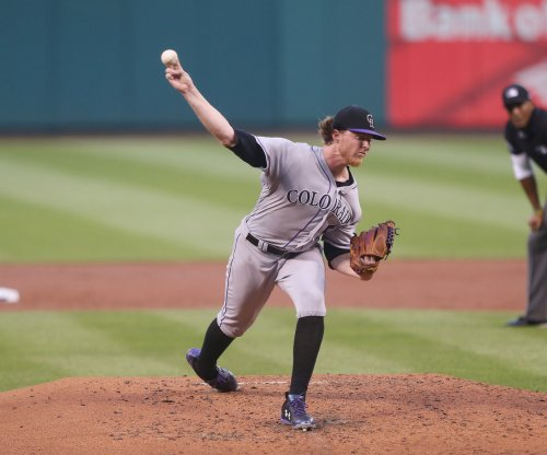 Colorado Rockies blank Atlanta Braves behind Jon Gray