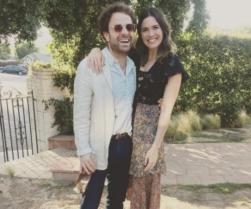 Mandy Moore is engaged to boyfriend Taylor Goldsmith
