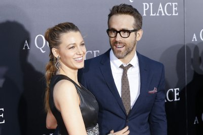 Blake Lively, Ryan Reynolds support Emily Blunt, John Krasinski at premiere