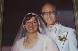Indiana parks department seeks couple from lost-and-found wedding photo