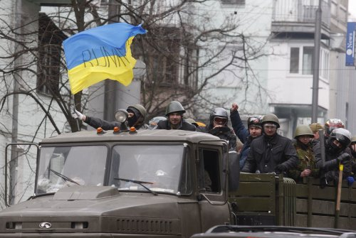 Election of new Ukrainian government delayed