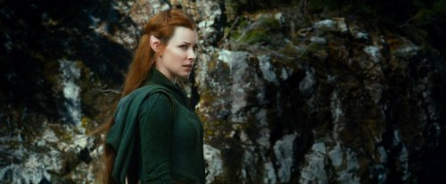 Lilly explains why 'Smaug' needed a new female elf character