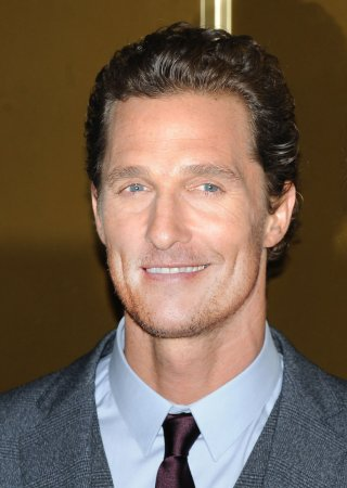 Actor Matthew McConaughey starts clothing line