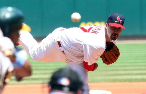MLB: Oakland 3, St. Louis 2