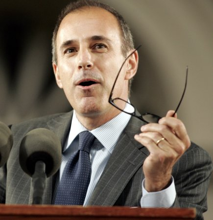 Matt Lauer to interview author Dan Brown