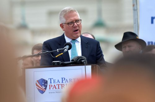 Glenn Beck freaks out over Obamacare on his radio show