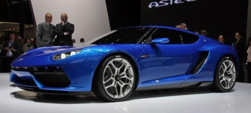 Lamborghini reveals Asterion LPI-910, hybrid supercar that hits 199 mph and gets 57 mpg
