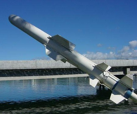 Sale of Harpoon missiles to South Korea in the works