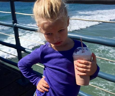 Jessica Simpson shares sassy photo of 3-year-old daughter