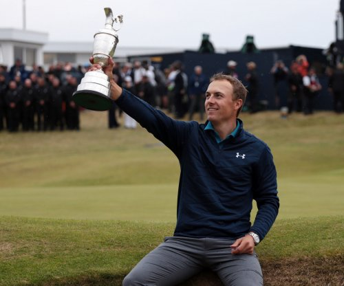 2017 Open Championship: Jordan Spieth's gritty, late five-hole run garners Open title