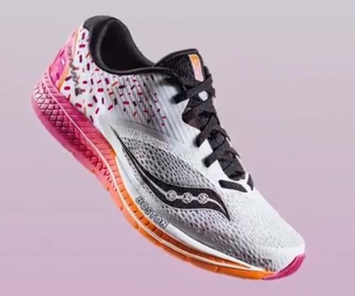 Saucony creates Dunkin' Donuts-inspired running shoes